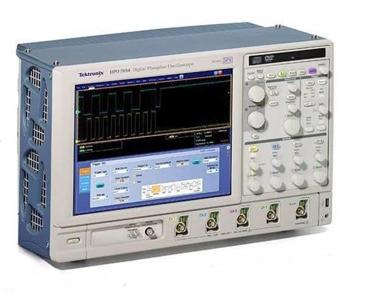 Tektronix DPO7054 Used and New Oscilloscopes - TestUnlimited com