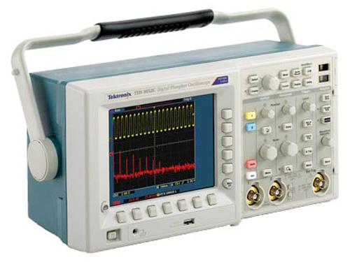 Tektronix Analog Oscilloscope : Tektronix tds c used and new oscilloscopes