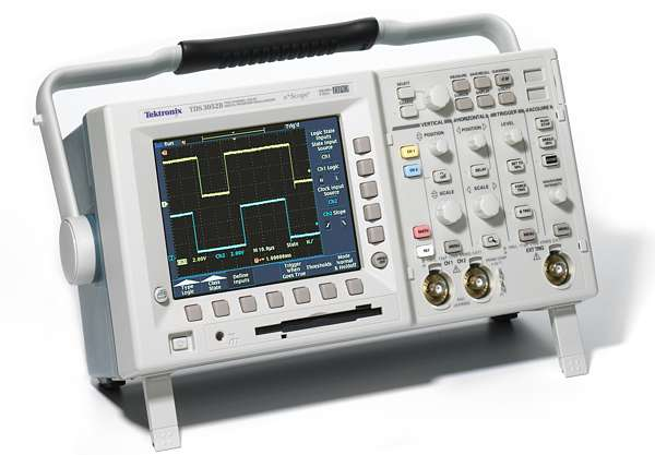 tektronix tds3034b used and new oscilloscopes testunlimited com rh testunlimited com Tektronix Oscilloscope Tektronix Oscilloscope
