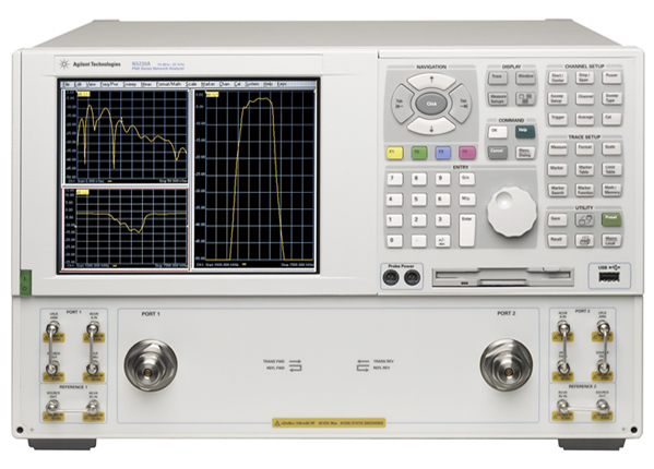 Keysight Network Analyzer : Keysight n a used and new network analyzers